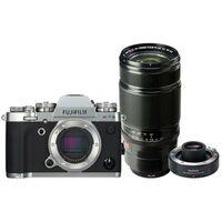 Für weitere Info hier klicken. Artikel: Fujifilm X-T3 Gehäuse + XF 50-140mm f/2,8 R LM OIS WR + TC XF1.4X Tele-Konverter