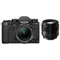 Für weitere Info hier klicken. Artikel: Fujifilm X-T3 + XF18-55mm f/2,8-4,0 R LM OIS + XF 56mm f/1,2 R schwarz Fujifilm X