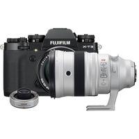Für weitere Info hier klicken. Artikel: Fujifilm X-T3 + XF18-55mm f/2.8-4 R LM OIS + XF 200mm f/2,0 R LM OIS WR + TC XF 1.4 schwarz Fujifilm X