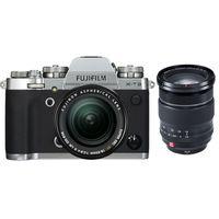 Für weitere Info hier klicken. Artikel: Fujifilm X-T3 + XF 18-55mm f/2,8-4,0 R LM OIS + XF 16-55mm f/2,8 R LM WR silber Fujifilm X