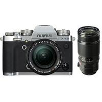 Für weitere Info hier klicken. Artikel: Fujifilm X-T3 + XF 18-55mm f/2,8-4 R LM OIS + XF 50-140 f/2,8 R LM OIS WR silber Fujifilm X