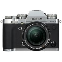 Fujifilm X-T3 + XF 18-55mm f/2,8-4,0 R LM OIS silber