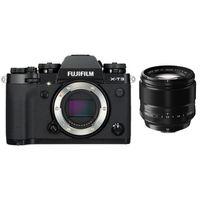 Für weitere Info hier klicken. Artikel: Fujifilm X-T3 + XF 56mm f/1,2 R schwarz Fujifilm X