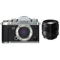 Für weitere Info hier klicken. Artikel: Fujifilm X-T3 + XF 56mm f/1,2 R silber Fujifilm X