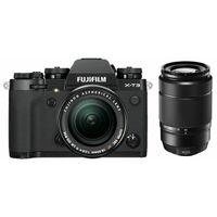 Für weitere Info hier klicken. Artikel: Fujifilm X-T3 + XF 18-55 f/2,8-4,0 R LM OIS + XF 55-200mm f/3,5-4,8 R LM OIS Fujifilm X schwarz