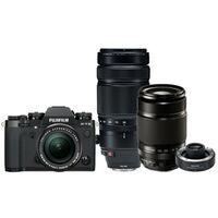 Für weitere Info hier klicken. Artikel: Fujifilm X-T3 + XF 18-55 f/2,8-4,0 R LM OIS + XF 55-200mm f/3,5-4,8 R LM OIS + XF 100-400mm f/4,5-5,6 R LM OIS WR + TC XF1.4x Set