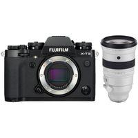 Für weitere Info hier klicken. Artikel: Fujifilm X-T3 + XF 200mm f/2,0 R LM OIS WR + TC XF1.4 schwarz Fujifilm X