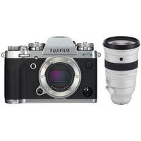 Für weitere Info hier klicken. Artikel: Fujifilm X-T3 + XF 200mm f/2,0 R LM OIS WR + TC XF1.4 silber Fujifilm X