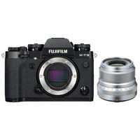 Für weitere Info hier klicken. Artikel: Fujifilm X-T3 + XF 23mm f/2,0 WR schwarz-silber