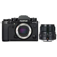 Für weitere Info hier klicken. Artikel: Fujifilm X-T3 + XF 23mm f/2,0 WR schwarz
