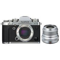 Für weitere Info hier klicken. Artikel: Fujifilm X-T3 + XF 23mm f/2,0 WR silber-silber
