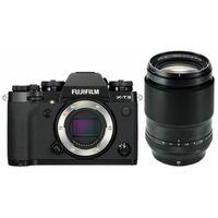 Für weitere Info hier klicken. Artikel: Fujifilm X-T3 + XF 2,0/90 R LM WR schwarz Fujifilm X