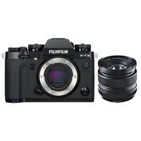 Für weitere Info hier klicken. Artikel: Fujifilm X-T3 + XF 14mm f/2,8 R schwarz