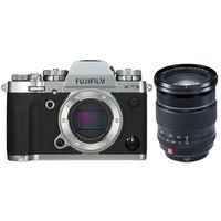 Für weitere Info hier klicken. Artikel: Fujifilm X-T3 + XF 16-55mm f/2,8 R LM WR Fujifilm X silber