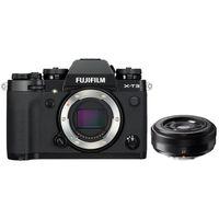 Für weitere Info hier klicken. Artikel: Fujifilm X-T3 + XF 27mm f/2,8 schwarz