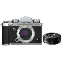 Für weitere Info hier klicken. Artikel: Fujifilm X-T3 + XF 27mm f/2,8 silber-schwarz