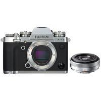 Für weitere Info hier klicken. Artikel: Fujifilm X-T3 + XF 27mm f/2,8 silber-silber