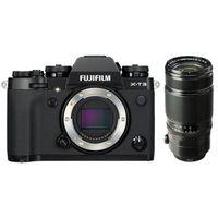 Für weitere Info hier klicken. Artikel: Fujifilm X-T3 + XF 50-140mm f/2,8 R LM OIS WR schwarz Fujifilm X