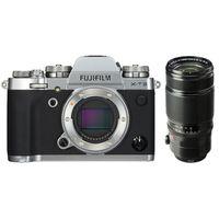 Für weitere Info hier klicken. Artikel: Fujifilm X-T3 + XF 50-140mm f/2,8 R LM OIS WR silber Fujifilm X