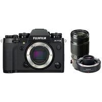 Für weitere Info hier klicken. Artikel: Fujifilm X-T3 + XF 50-140mm f/2,8 R LM OIS WR + TC XF 1.4X schwarz Fujifilm X