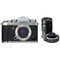 Für weitere Info hier klicken. Artikel: Fujifilm X-T3 + XF 50-140mm f/2,8 R LM OIS WR + TC XF 1.4X silber Fujifilm X