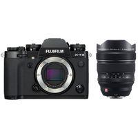 Für weitere Info hier klicken. Artikel: Fujifilm X-T3 + XF 8-16mm f/2,8 R LM WR schwarz Fujifilm X