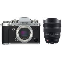 Für weitere Info hier klicken. Artikel: Fujifilm X-T3 + XF 8-16mm f/2,8 R LM WR silber Fujifilm X