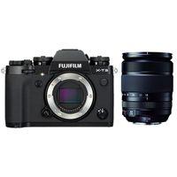 Für weitere Info hier klicken. Artikel: Fujifilm X-T3 + XF 18-135mm LM OIS WR schwarz Fujifilm X