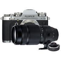 Für weitere Info hier klicken. Artikel: Fujifilm X-T3 + XF 100-400mm R LM OIS WR + TC XF 1.4X silber Fujifilm X