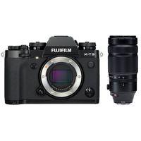 Für weitere Info hier klicken. Artikel: Fujifilm X-T3 + XF 100-400mm R LM OIS WR schwarz Fujifilm X