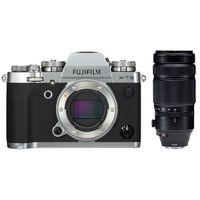 Für weitere Info hier klicken. Artikel: Fujifilm X-T3 + XF 100-400mm R LM OIS WR silber Fujifilm X