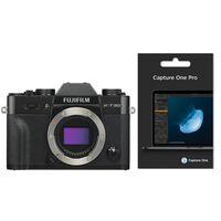 Für weitere Info hier klicken. Artikel: Fujifilm X-T30 + Capture One Pro 20 schwarz
