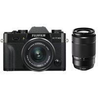 Für weitere Info hier klicken. Artikel: Fujifilm X-T30 + XC 15-45mm OIS PZ + XC 50-230mm OIS II Fujifilm X schwarz