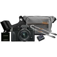 Für weitere Info hier klicken. Artikel: Fujifilm X-T30 + XC 15-45mm - Design Kit schwarz