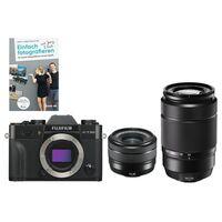 Für weitere Info hier klicken. Artikel: Fujifilm X-T30 + XC 15-45mm OIS PZ + XC 50-230mm OIS II + Buch Einfach fotografieren lernen