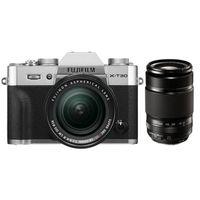 Für weitere Info hier klicken. Artikel: Fujifilm X-T30 + XF 18-55 f/2,8-4,0 R LM OIS + XF 55-200mm R LM OIS Fujifilm X silber