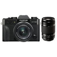 Für weitere Info hier klicken. Artikel: Fujifilm X-T30 + XF 18-55 f/2,8-4,0 R LM OIS + XF 55-200mm R LM OIS schwarz Fujifilm X