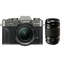 Für weitere Info hier klicken. Artikel: Fujifilm X-T30 + XF 18-55 f/2,8-4,0 R LM OIS + XF 55-200mm R LM OIS anthrazit Fujifilm X