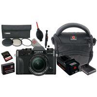Für weitere Info hier klicken. Artikel: Fujifilm X-T30 + XF 18-55mm - Einsteiger Kit schwarz