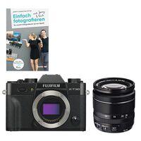 Für weitere Info hier klicken. Artikel: Fujifilm X-T30 + XF 18-55mm f/2,8-4,0 R LM OIS + Buch Einfach fotografieren lernen