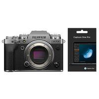 Für weitere Info hier klicken. Artikel: Fujifilm X-T4 Gehäuse + Capture One Pro 20 silber