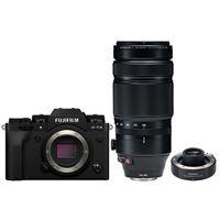 Für weitere Info hier klicken. Artikel: Fujifilm X-T4 Gehäuse + XF 100-400mm f/4,5-5,6 R LM OIS WR + TC XF1.4x Set