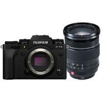Für weitere Info hier klicken. Artikel: Fujifilm X-T4 Gehäuse + XF 16-55mm f/2,8 R LM WR