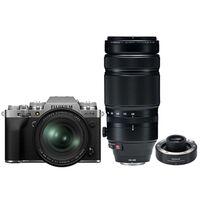 Für weitere Info hier klicken. Artikel: Fujifilm X-T4 + XF 16-80mm f/4,0 R OIS WR + XF 100-400mm f/4,5-5,6 R LM OIS WR + TC XF1.4x Set