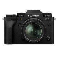 Fujifilm X-T4 + XF 18-55 f/2,8-4,0 R LM OIS schwarz