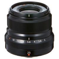 Fujifilm XF 23mm f/2,0 WR Fujifilm X schwarz