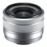 Für weitere Info hier klicken. Artikel: Fujifilm XC 15-45mm f/3,5-5,6 OIS PZ Fujifilm X silber