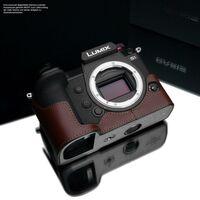 Für weitere Info hier klicken. Artikel: Gariz Halbtasche für Panasonic Lumix DC-S1, S1R, S1H brown