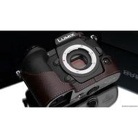 Für weitere Info hier klicken. Artikel: Gariz Half Case XS-CHG9BR für Panasonic Lumix G9 brown
