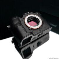 Für weitere Info hier klicken. Artikel: Gariz Halbtasche für Sony Alpha 7R IV black